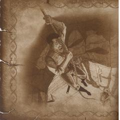 Cyrus w jaskiniach Goblinów – grafika koncepcyjna