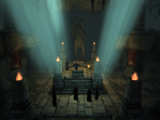 Dagon Shrine
