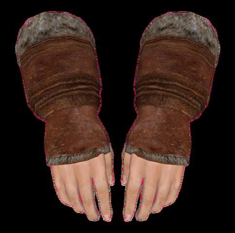 File:Fur Gauntlets (Oblivion) Female.png