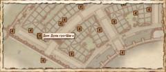 Дом Дула гро-Шага. Карта