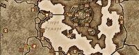 Карта святилища Клавикуса Вайла