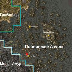 Тель Фир(местонахождение)