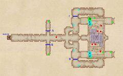 Форт Никель. План