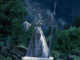 "Altare di Vaermina presente in ""The Elder Scrolls IV - Oblivion"""
