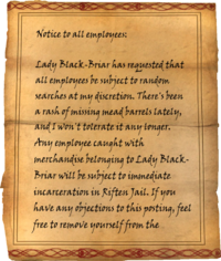 Attention Employees! Page1
