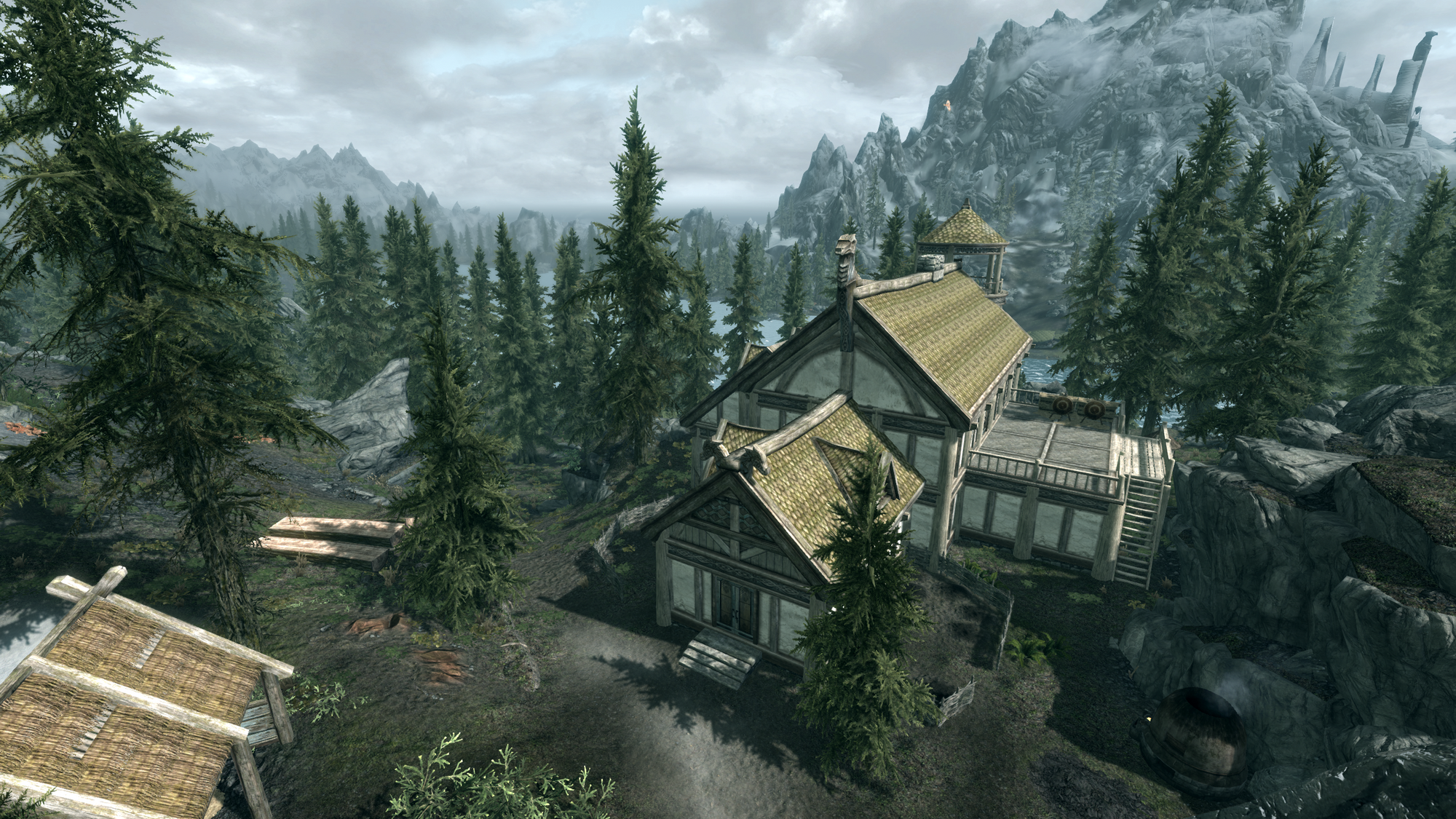 Skyrim lakeview manor additions