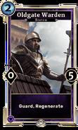 Oldgate Warden (Legends)