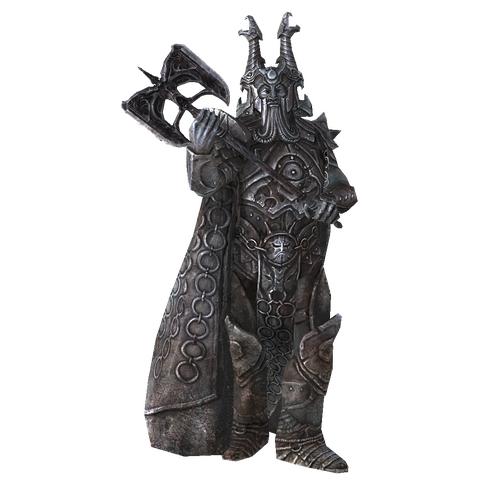 Posąg Ysgramora
