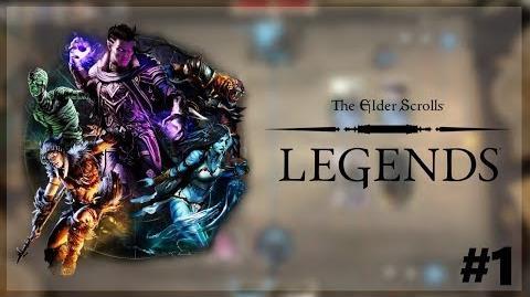 Wprowadzenie do The Elder Scrolls: Legends (film)