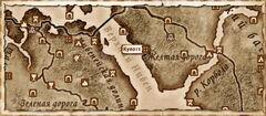 Кулотт (карта)