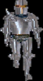 Arena - Male Warrior