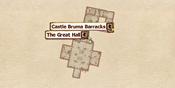 BrumaCastle DungeonMap