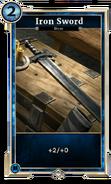 Iron Sword (Legends) DWD