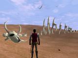 Sea Serpent Skeleton