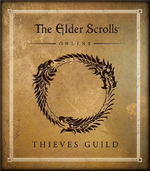 The Elder Scrolls Online Thieves Guild Cover