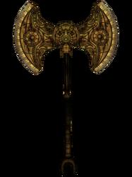 Двемерская секира (TES IV)