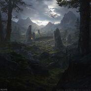 Драконий курган (Art)