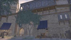 Здание в Причале Абы 7