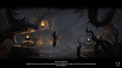 Angof's Sanctum Loading Screen
