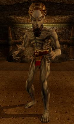 Dagoth Gilvoth - Morrowind