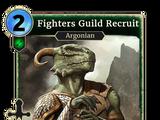 Fighters Guild Recruit (Legends)