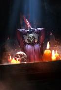 Occult Ritemaster Art