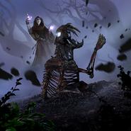 Rising of Bones card art