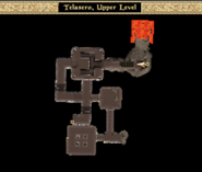 Tolasero Upper Level Interior Map Morrowind