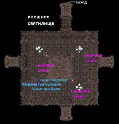 Внешнее святилище