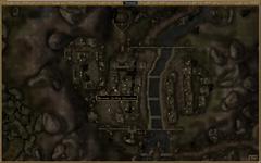 Мелдор Оружейник. Карта