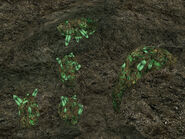 Стеклянная жила (шахта Яссу, Morrowind) 02
