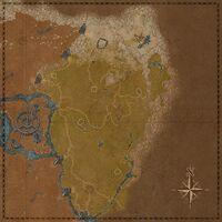 Территория Эбонхарта (карта)