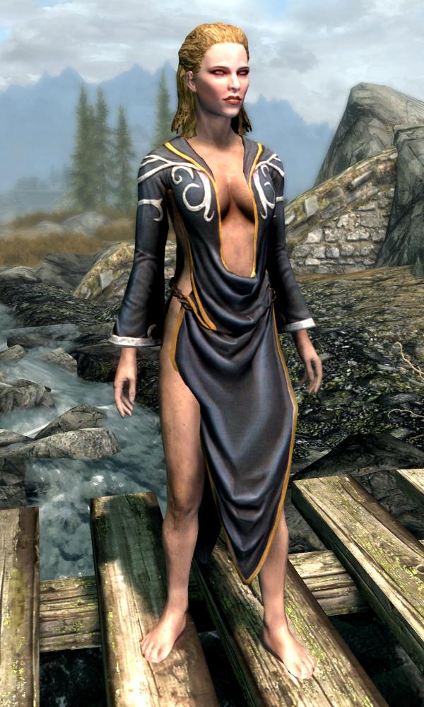 Skyrim sexy armor id codes