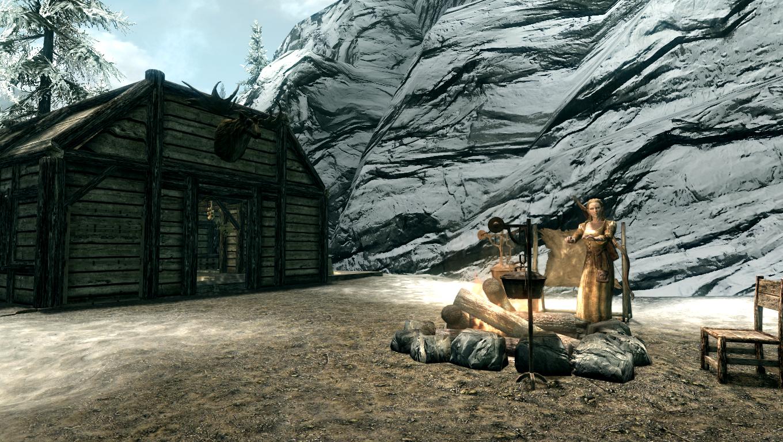 Angi's Camp | Elder Scrolls | FANDOM powered by Wikia