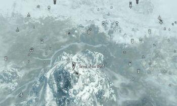 Throat of the World  Elder Scrolls  FANDOM powered by Wikia