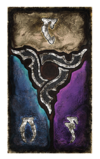 Tribunal Temple card back SP