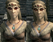 Vampire Difference (Skyrim)