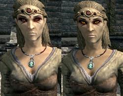 Vampire Difference (Skyrim)