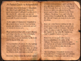 A Pocket Guide to Mournhold