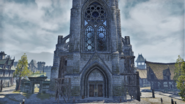 Cathedral of Akatosh Front