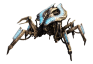 Dwarven Spider Pet
