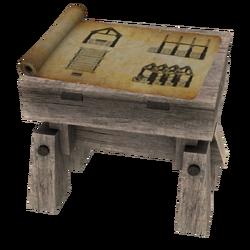 Drafting Table Elder Scrolls Fandom Powered By Wikia