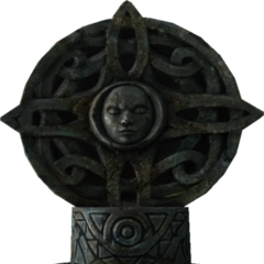 Kapliczka Mary z gry The Elder Scrolls V: Skyrim