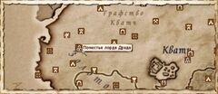 Поместье Лорда Драда (Карта)