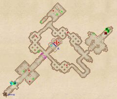 Форт Кармала. План