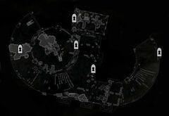 Форт Сангард - Башня - План
