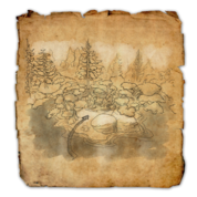Cyrodiil Treasure Map VII