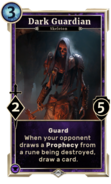 Dark Guardian (Legends) DWD