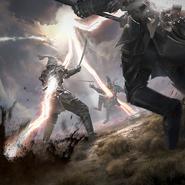 Dawn's Wrath card art