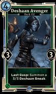 Deshaan Avenger (Legends) DWD